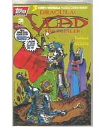 Dracula: Vlad the Impaler Comic #2, Topps 1993 NEW UNREAD - $2.99