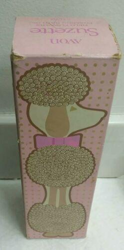 Vintage Avon Suzette Field Blumen Schäumend Bad- Öl 》 148ml》 Süsse Pudel