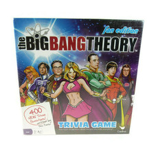The Big Bang Theory Fan Edition Trivia Game Board Game New  - $14.84