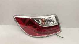 2010-12 Mazda CX-9 CX9 Outer Tail Light Taillight Driver Left LH image 2