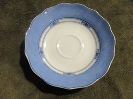 Wedgwood Scandic Blue Collection  Saucer Oslo Stockholm Copenhagen - $10.88