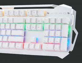 Xenics StormX Zero Gaming Keyboard Korean English USB Wired Blue Switch Keyboard image 8