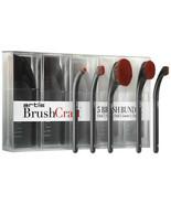 Artis BrushCraft 5 Makeup Brush Set (Oval 7, Oval 6, Oval 3, Linear, Circle 1R) - $34.60