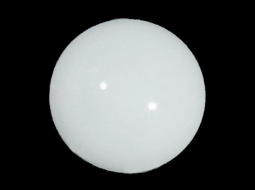 White Glass 5 3/4 X 3 3/4 X 7 1/2 Ceiling Light Pan Shade Flush Mount