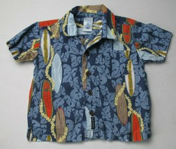 Infant Baby Boys 6-12 months Old Navy Surf Board Shirt - $3.00
