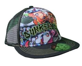 Dunkelvolk Graff World Peruvian Contemporary Art Snapback Baseball Trucker Hat image 2