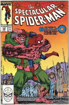 The Spectacular Spider-Man Comic Book #156 Marvel 1989 NEAR MINT NEW UNREAD - $3.99