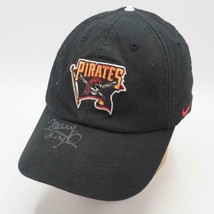 Autographed Pittsburgh Pirates Nike Baseball Hat Cap MLB Manny Sanguillen - $14.84