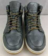Nike Air Jordan Basketball Anti Gravity Machines Metallic Silver Sneaker... - $59.65