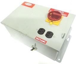 DAYKIN LTFS-01 TRANSFORMER DISCONNECT 2000VA 460V PRI 115SECV