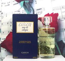 Caron Eau De Cologne Spray 3.3 FL. OZ. NWB - $129.99