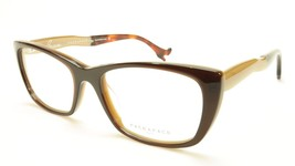Authentic Face A Face Bocca Sexy 2 Col 080 Chestnut Beige Tortoise Eyegl... - $430.02