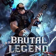 Brutal Legend PC Steam Code Key NEW Download Game Fast Region Free - $7.64