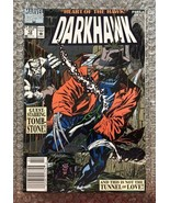 Darkhawk #12 - 1992 Marvel Modern Age Comic Book - LOW GRADE - $3.92
