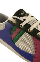 Creative Recreation Womens White Blue Fuchsia Black Galow Gym Shoes Sneakers 6US image 5