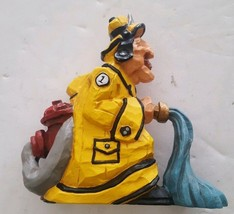 David Frykeman Portfolio Figurine 1998 The Firefighter - $23.56