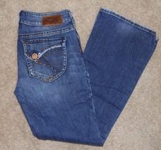 Silver Jeans Suki Surplus Boot Cut 28 x 30 Flap Pockets Cotton Stretch - $25.23