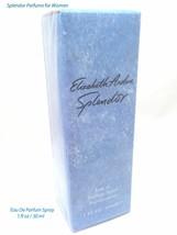 Splendor by Elizabeth Arden Eau de Parfum spray 1 oz / 30 ml. Sealed Box - $15.83