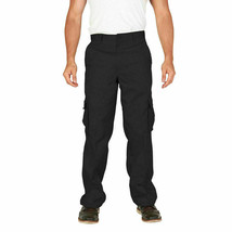 Men's Tactical Combat Military Army Work Slim Fit Twill Cargo Pants Trousers image 2