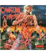 Cannibal Corpse – Eaten Back To Life CD - $16.99