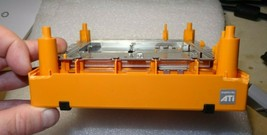 Nintendo GameCube DOL-001(JAPAN) Bottom Case-Orange ONLY-Broken Pieces-R... - $20.00
