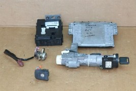 05 Nissan Xterra 4x4 ECU Computer Ignition Switch BCM Door Tailgate Key Locks image 1