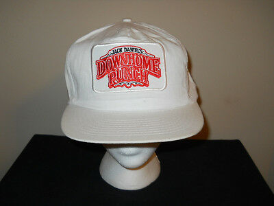 Primary image for Vtg-1990s Jack Daniels Whiskey Downhome Punch Berretto Baseball Sku7