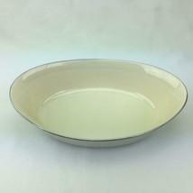 "Moonspun by Lenox: 10"" Oval Vegetable Bowl - $119.95"