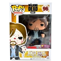 Funko Pop! Television The Walking Dead PX Previews Exclusive Biker Daryl... - $19.79