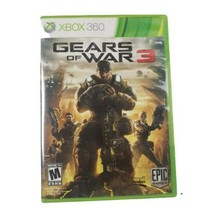 Microsoft Xbox 360 Gears of War 3 Video Game (Complete, 2011) - $9.74