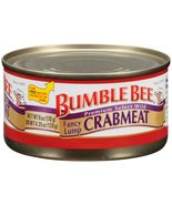 #Crab Meat- Bumble Bee Fancy Lump Crabmeat, 6oz can, (10 Cans Included) ... - $90.00