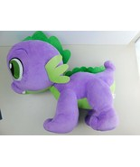 "My Little Pony Dinosaur Plush Toy Purple Green 20"" Tall - $19.80"