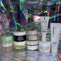9x 5/10/15mL Face Masks Herbivore Sunday Riley Youth To The People PHAT skincare image 10