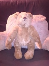 Bialosky 17 inch plush jointed bear Gund co 1982 image 3