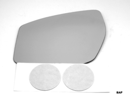 Fits 15-18 Nissan Maxima Left Driver Mirror Glass Lens w/Adhesive - $16.62