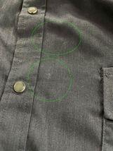 Men's Casual Western Pearl Snap Button Down Cowboy Dress Shirt w/ Defect - 3XL image 3