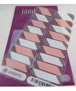Jamberry Flash 3B24 Heat Activated Nail Wrap Full Sheet - $15.14