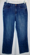 "NWT Coldwater Creek Jeans Size 8 Waist 31"" X 31"" ShapeMe Technology Classic Fit - $19.99"