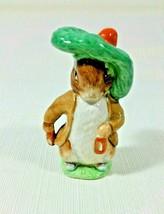 Royal Doulton Beatrix Potter's Benjamin Bunny Rabbit Figurine F. Warne &... - $69.99