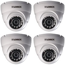 Lorex Lev1522b Super Hd Dome Security Cameras For Lorex Hd Dvr, 4pk LORL... - $389.04