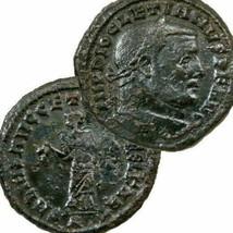 DIOCLETIAN. Rare CARTHAGE mint Large Ancient Roman Imperial Follis coin ... - $170.10