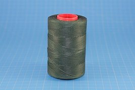 25m of GREEN RITZA 25 Tiger Wax Thread for Leather Hand Sewing 4 Sizes Available - $7.91