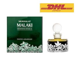 Mukhallat Malaki 30ml Oil Perfume by Swiss Arabian Oudh Unisex Attar DHL... - $74.99