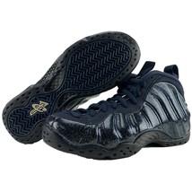 Nike Air Foamposite One Size 8.5 Womens Basketball Obsidian Blue Glitter... - $199.95