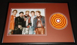 N Sync No Strings Attached Framed 12x18 CD & Photo Display - $45.45