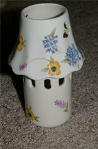 Home Interiors Flowering Field Candlelamp Homco (b) - $10.00