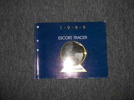 1999 Mercury Tracer Ford Escort Elektrisch Schaltpläne Shop Service Manu... - $27.71