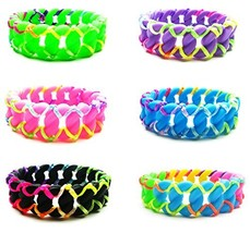 Party Favors for Kids, Teen Girls, Women   Silicone Chain Bracelets Set   Party  - $18.26
