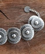 Tribal Bracelet, Boho Bracelet, Turkish silver bracelet, Bohemian jewelr... - $23.99