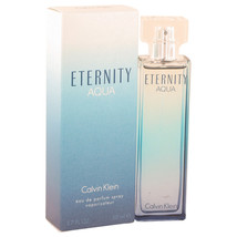 Eternity Aqua by Calvin Klein Eau De Parfum  1.7 oz, Women - $37.13